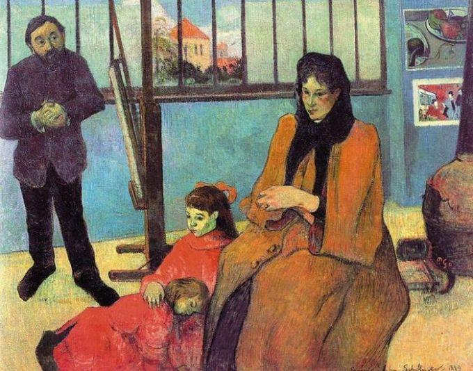 Gauguin Screensaver
