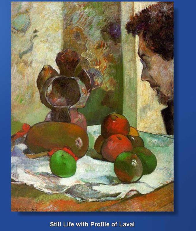 Paul Gauguin Screensaver