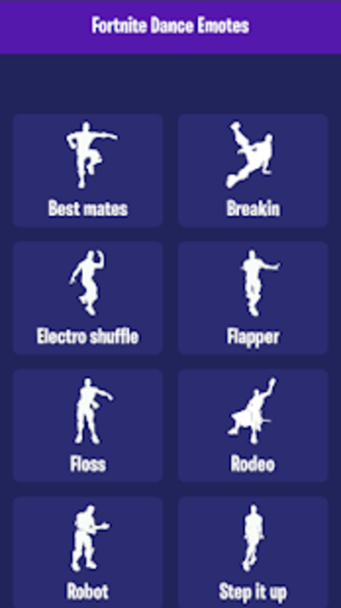 how to use emotes in fortnite