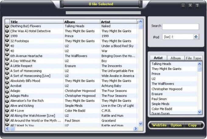 iPod to PC Transfer Pro