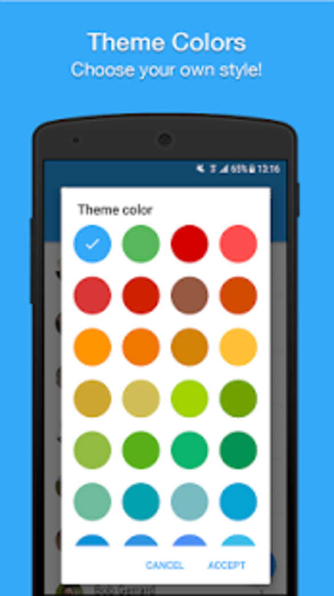 Dialer Phone Call Block  Contacts by Simpler