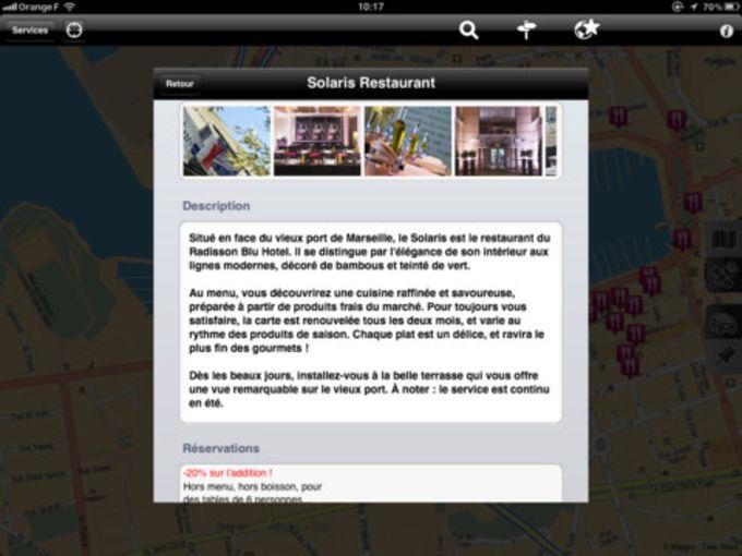 Mappy pour iPad