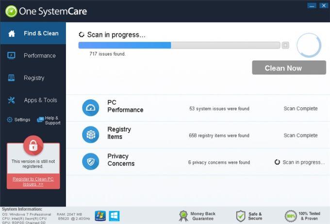 OneSystemCare