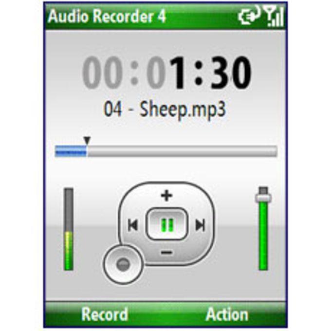 Resco Audio Recorder