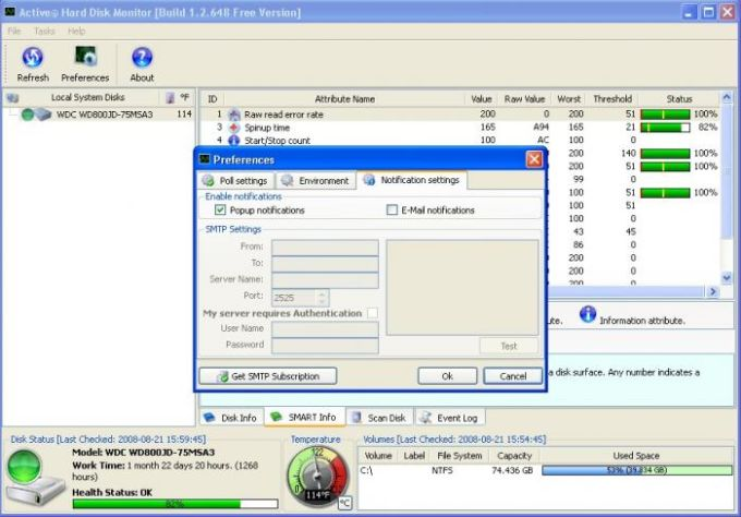 Active@ Disk Monitor