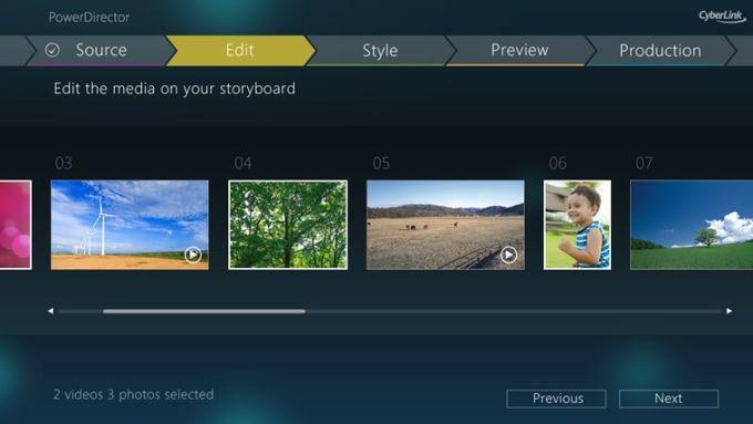 PowerDirector Mobile für Windows 10