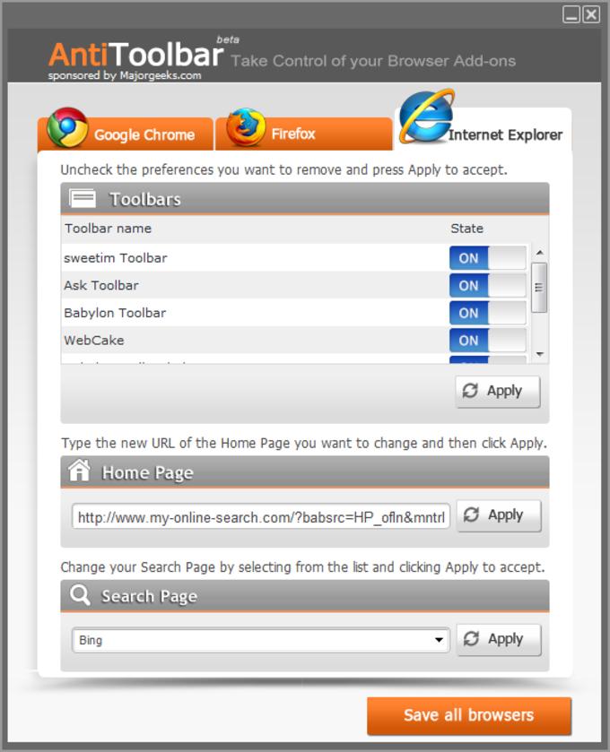 Anti-Toolbar