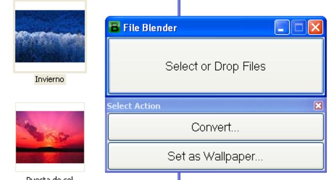 File Blender