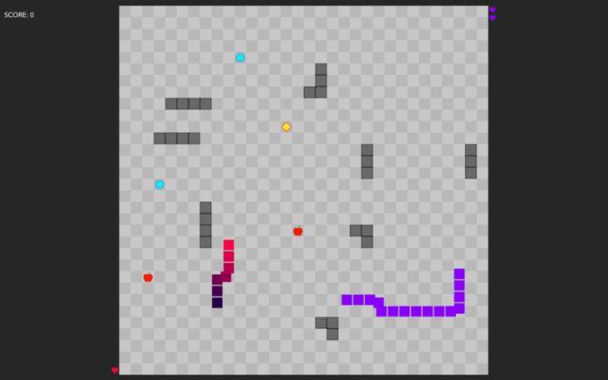 Slithering Assassin - Snake vs Snake