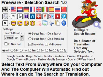 Selection Search