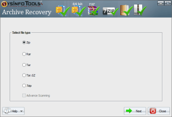 Archive Recovery