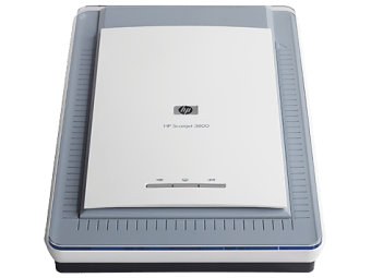 HP Scanjet 3800 Photo Scanner drivers
