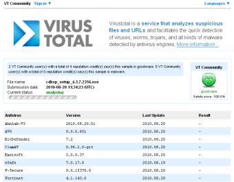 VirusTotal