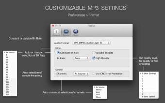 MIDI to MP3 converter for MAC