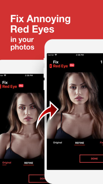 Fix: Red Eye Remover