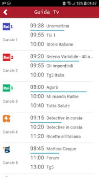 Pocket Italia - Tv