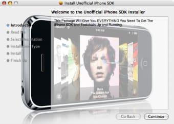 iPhone SDK Install