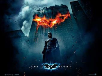 Fond d'écran - The Dark knight (2)