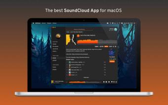 DaftCloud - App for SoundCloud