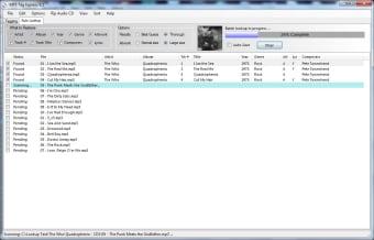 MP3 Tag Express