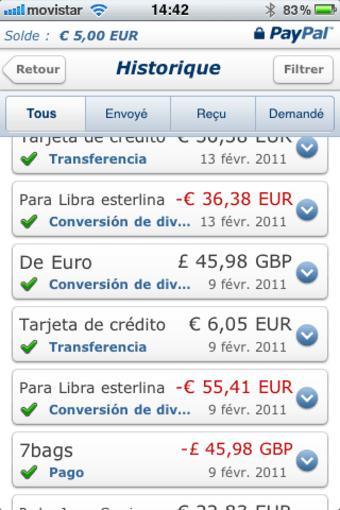 PayPal: Mobile Cash