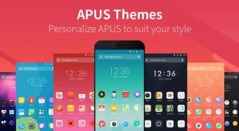 APUS Launcher: Themes Hide Apps Launcher App