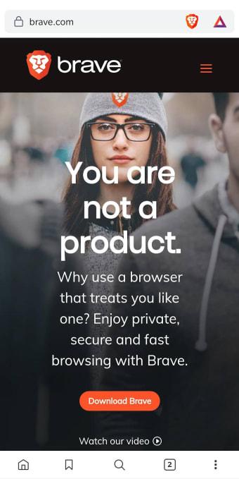 Brave Browser Beta