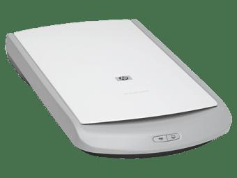 HP Scanjet G2410 Flatbed Scanner-Treiber