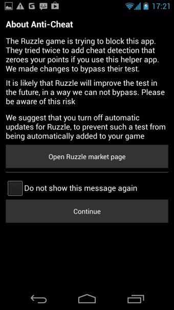 Ruzzle Helper