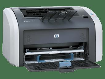 HP LaserJet 1015 Printer drivers