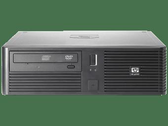 HP rp5700 Desktop PC drivers
