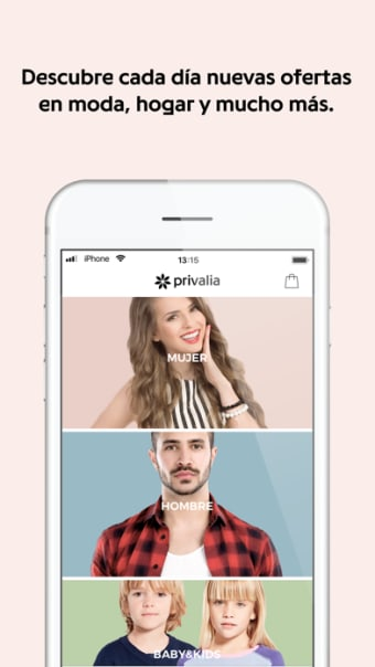 Privalia MX - Outlet de marcas