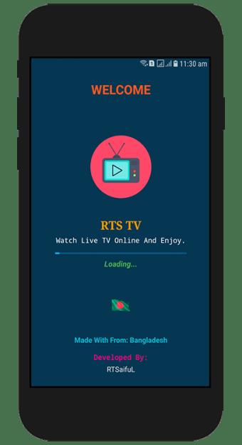 RTS TV APP