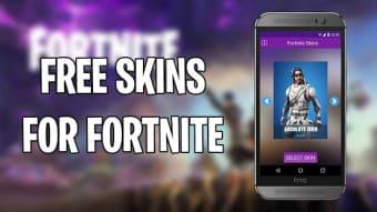 Free skins for Fortnite