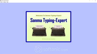 Sonma Typing-Expert