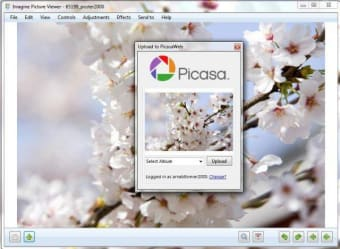 Imagine Picture Viewer