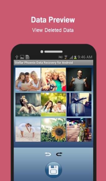 Stellar Phoenix Android Data Recovery