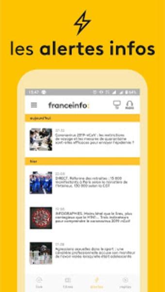 franceinfo : actualités et info en direct