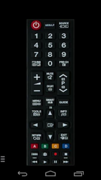 TV Samsung Remote Control
