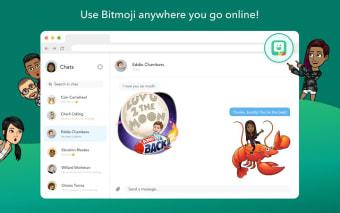 Bitmoji for Chrome