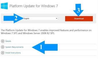 Platform Update for Windows 7