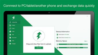 Web PC Suite - File Transfer