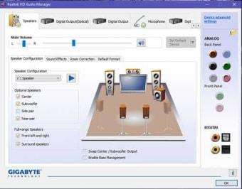 Realtek High Definition Audio Codec