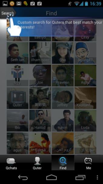 Qute Messenger