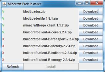 BuildCraft Mod Installer