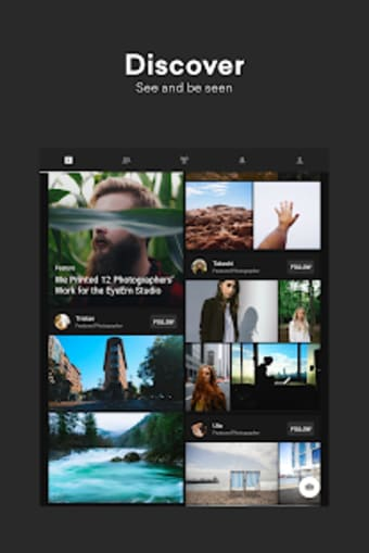 EyeEm: Free Photo App For Sharing  Selling Images