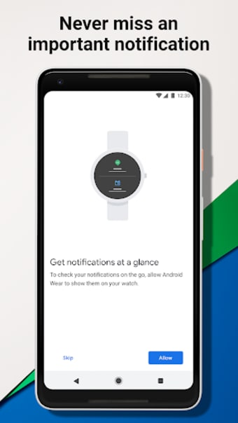 Wear OS by Google Smartwatch was Android Wear