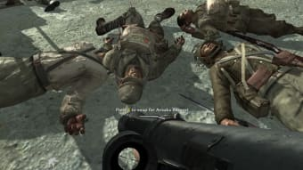 Call of Duty: World at War - Pacific Theater Mod