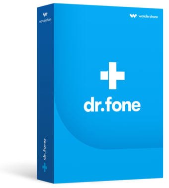 Wondershare dr.fone - Repair (iOS)