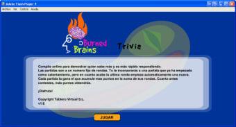 Burned Brains Trivia